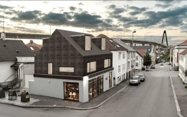 Harald Hårfagres gate 9